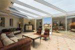 Superbly appointed Villa for rent in Marbella, accommodates up to 20 guests