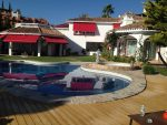Private Luxury Villa in Benahavís, Marbella, Peaceful location Amazing Sea and Mountain views, For Holiday rent