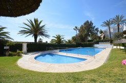 Wonderful townhouse on the beach side on the Golden Mile, Marbella
