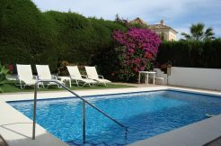 Family villa for Sale in Marbella with sea views and an excellent location
