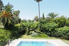 Contemporary Villa Surrounded by 5 Golf Courses in Nueva Andalucia, Marbella For Sale