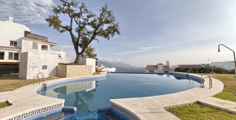 Brand New 2 Bed  Garden Apartment with amazing Sea and Coastal Views For sale in Marbella