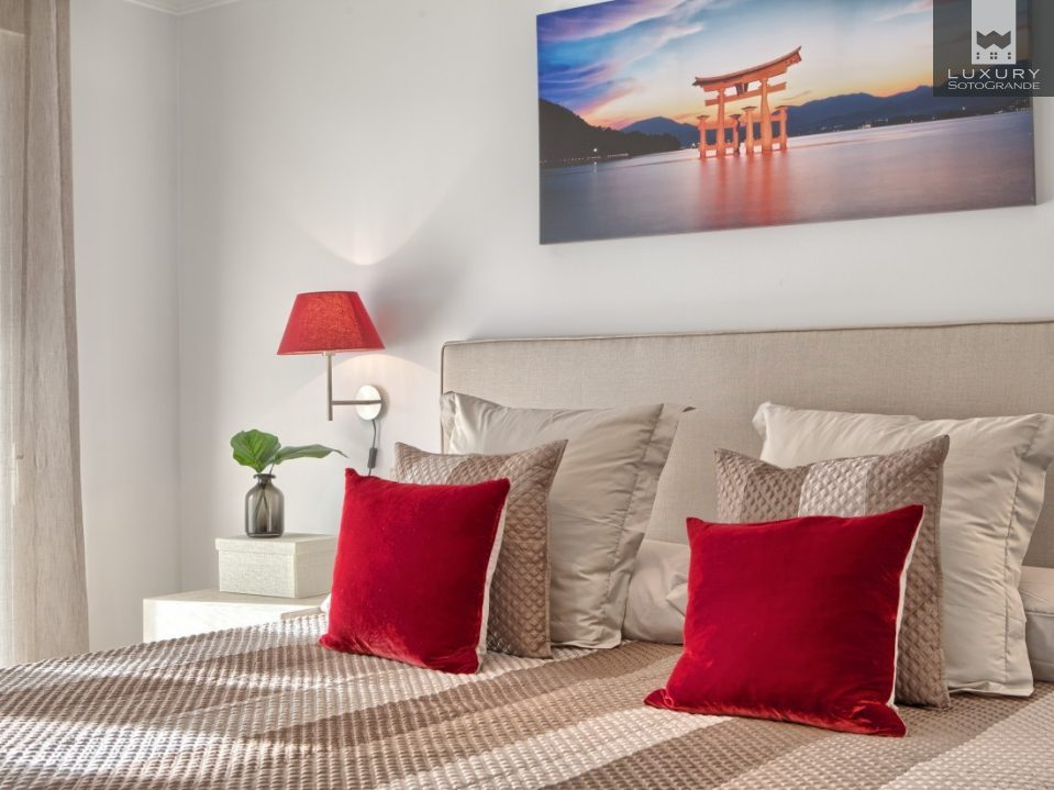 Brand New 2 Bed  Garden Apartment with amazing Sea and Coastal Views in Marbella For Sale