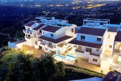 Brand new luxury apartments with stunning sea and coastal views